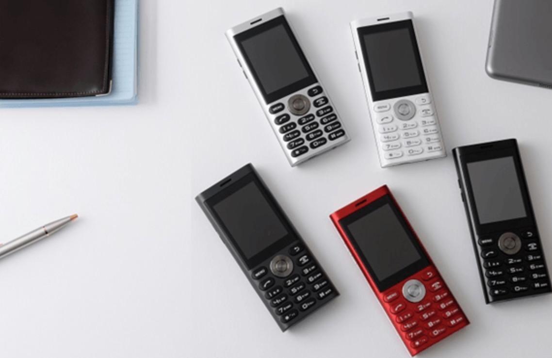 通話とSMSだけの日本製SIMフリーガラケー「un.mode phone01」