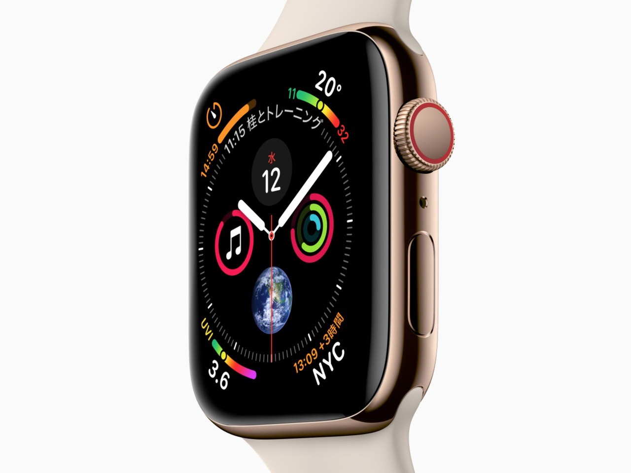 Apple「Apple Watch Series 4」発表【雑感】