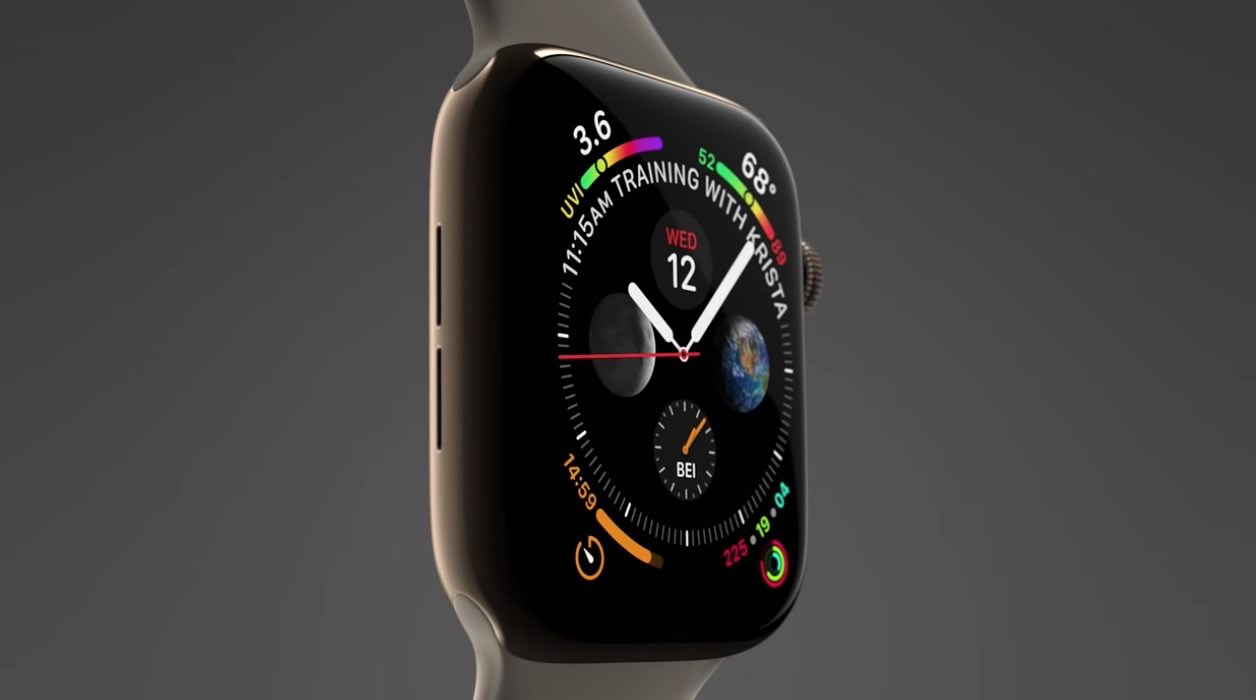 Apple「Apple Watch Series 4」プロモーション動画を公開
