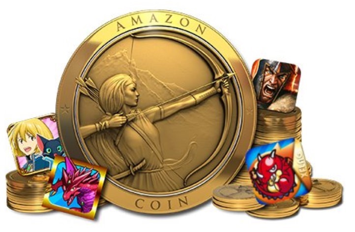 【50%オフ】「Amazonコイン GOGOキャンペーン」5,000コイン初購入が50%オフ2,500円