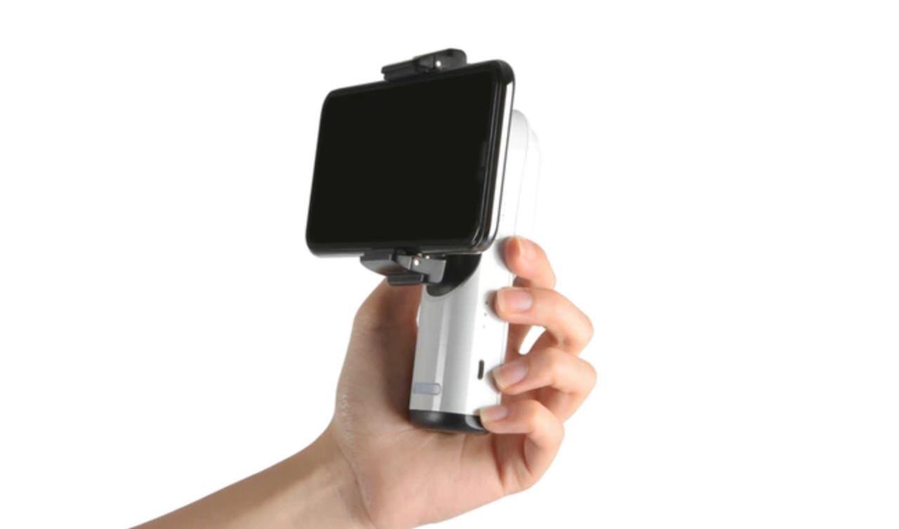小型で手頃な価格のスマホ用スタビライザー「Pocket」Kickstarterに登場