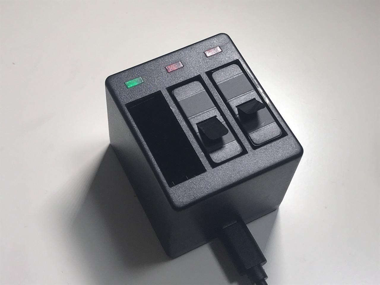 【GoPro 7】互換バッテリー【アクセサリー】