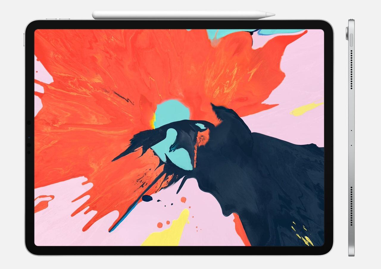 Apple、オールスクリーンの新しい「iPad Pro」発表