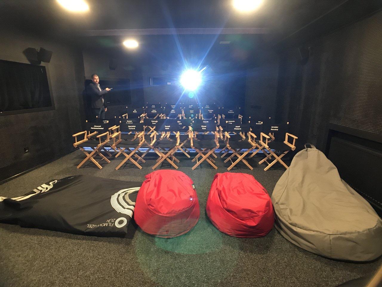 ズリーンのフィルムスタジオ「FILMOVY UZEL ZLIN(フォルモヴィー・ウゼル・ズリーン)」ストップモーションアニメ作成体験