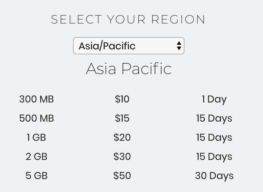 世界190カ国以上でローミングが利用できる「GigSky(ギグスカイ)」iPhoneのeSIMに対応