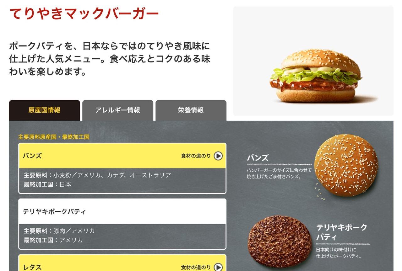 """12,000人以上に調査した「好きなマクドナルドのバーガーランキング」1位は""""てりやきマックバーガー"""""""