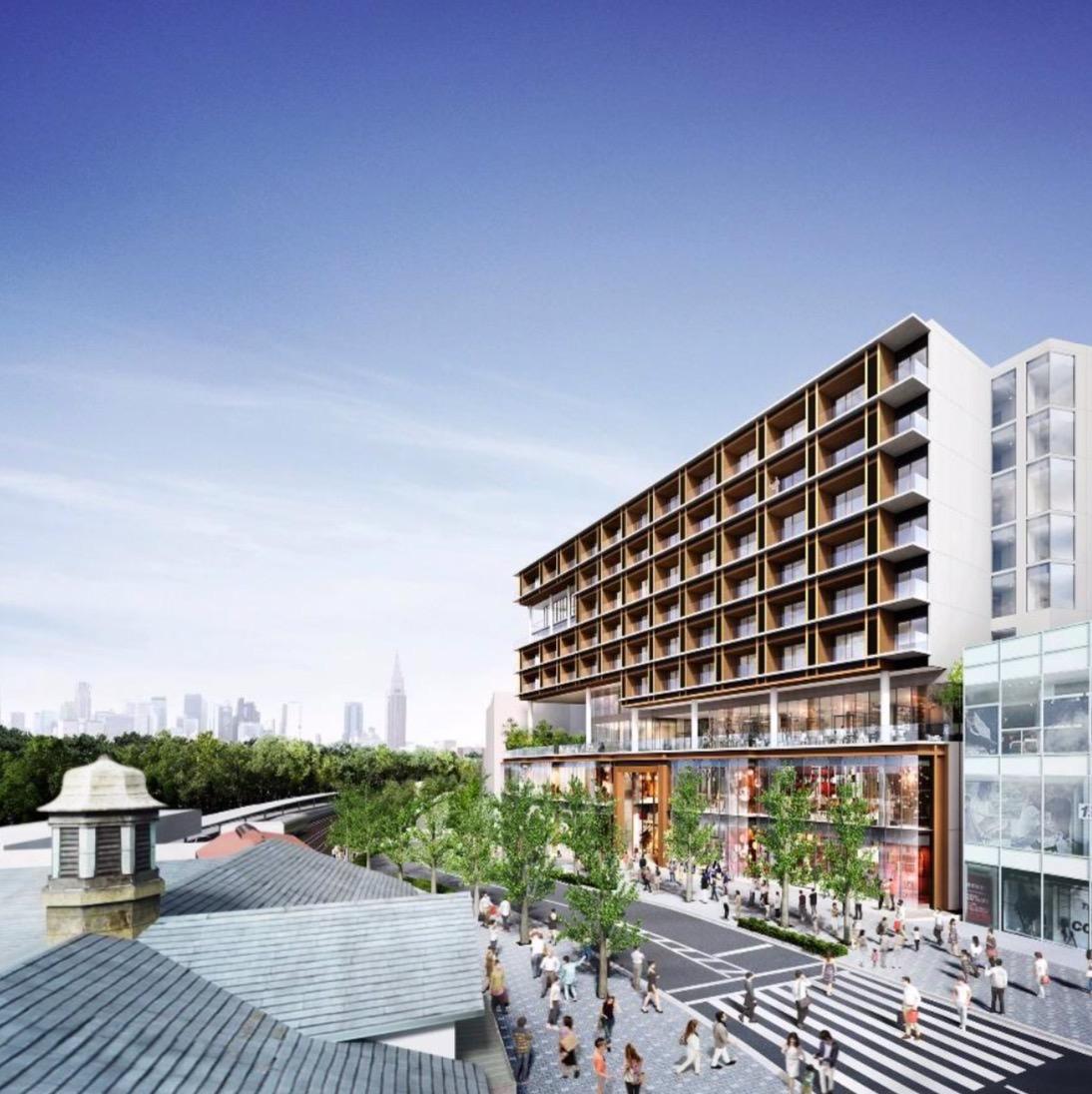 【イケア】初の都心型店舗「原宿駅前プロジェクト」出店を発表