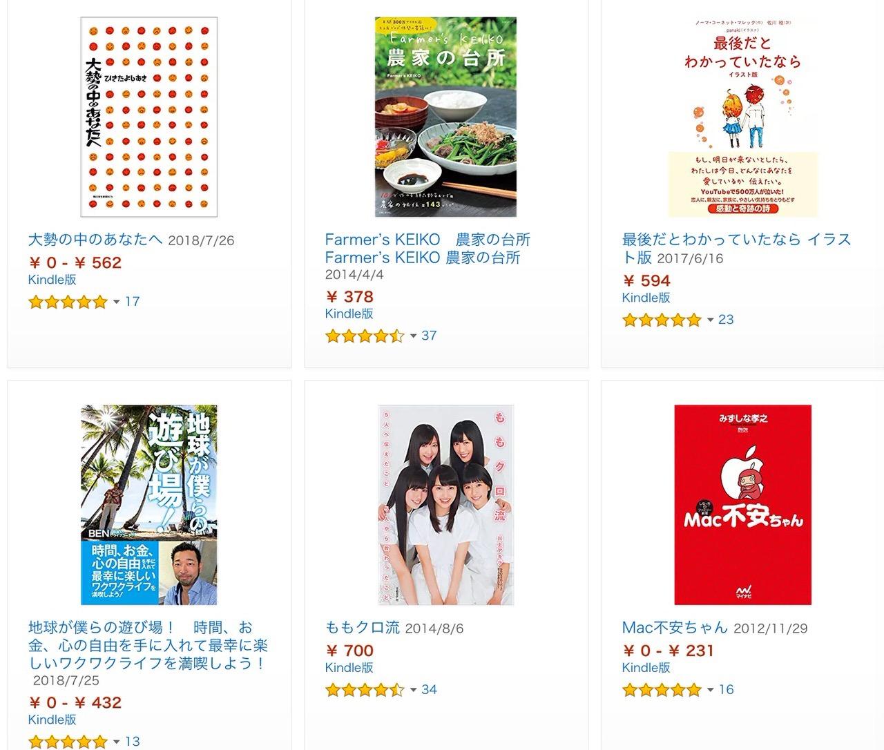 【Kindleセール】20,000冊以上が対象!50%OFF以上「冬のKindle本セール」