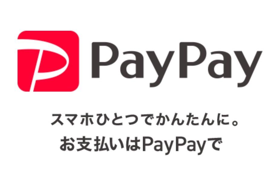【PayPay】クレジットカード決済金額の上限を5万円に