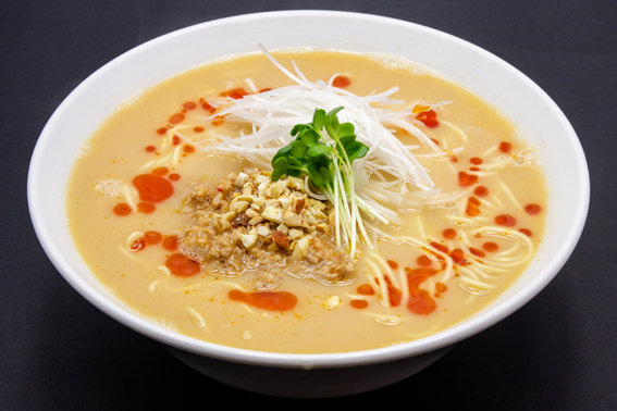 【ラーメン魁力屋】期間限定「担担麺」コクと胡麻の風味を増してリニューアル