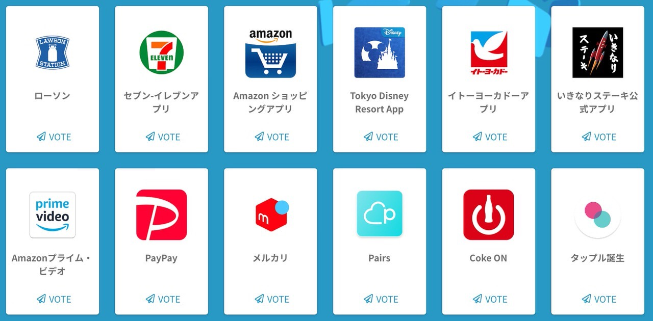 「App Ape」2018年に最も成長したアプリ100を選出