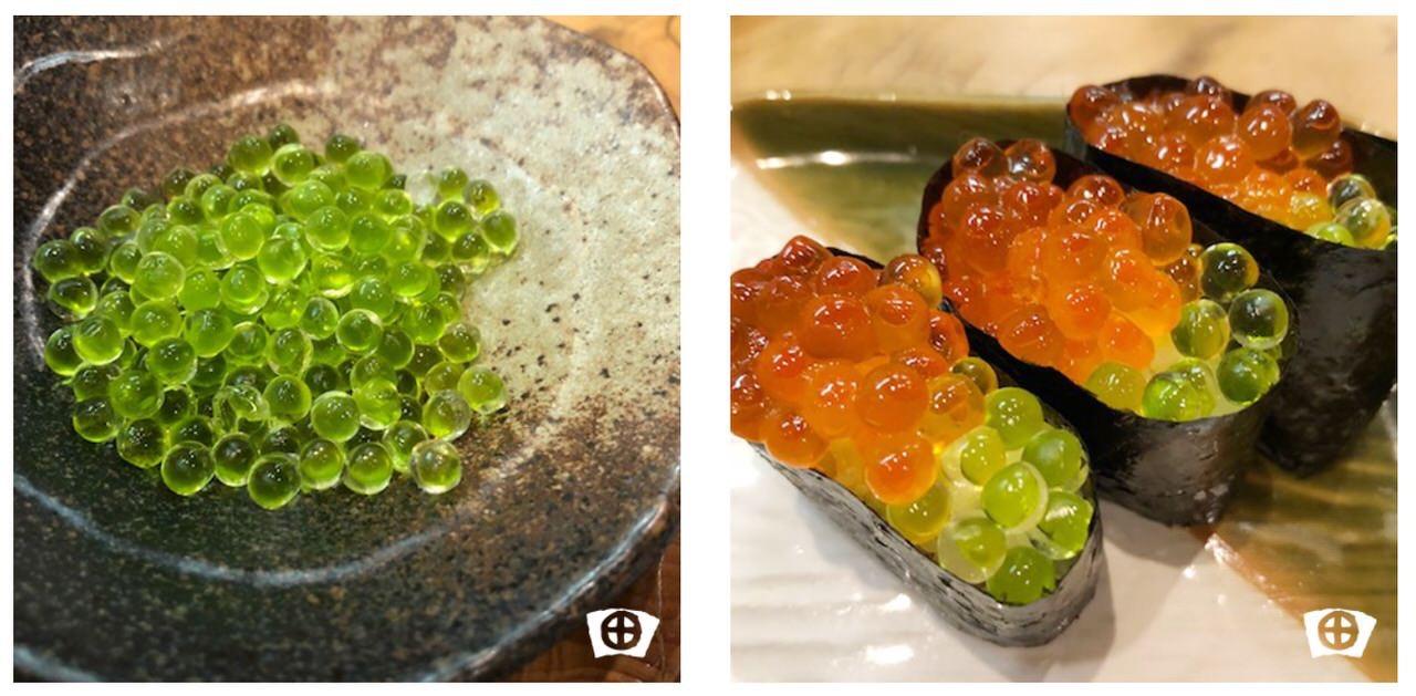 イクラみたいなわさびの加工食品「わさビーズ」が美味そう(550円)