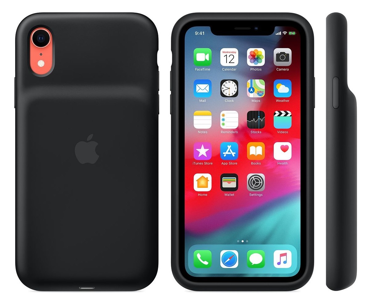 iPhone XS/XS Max/XR向けApple純正バッテリー内蔵ケース「Smart Battery Case」発売開始