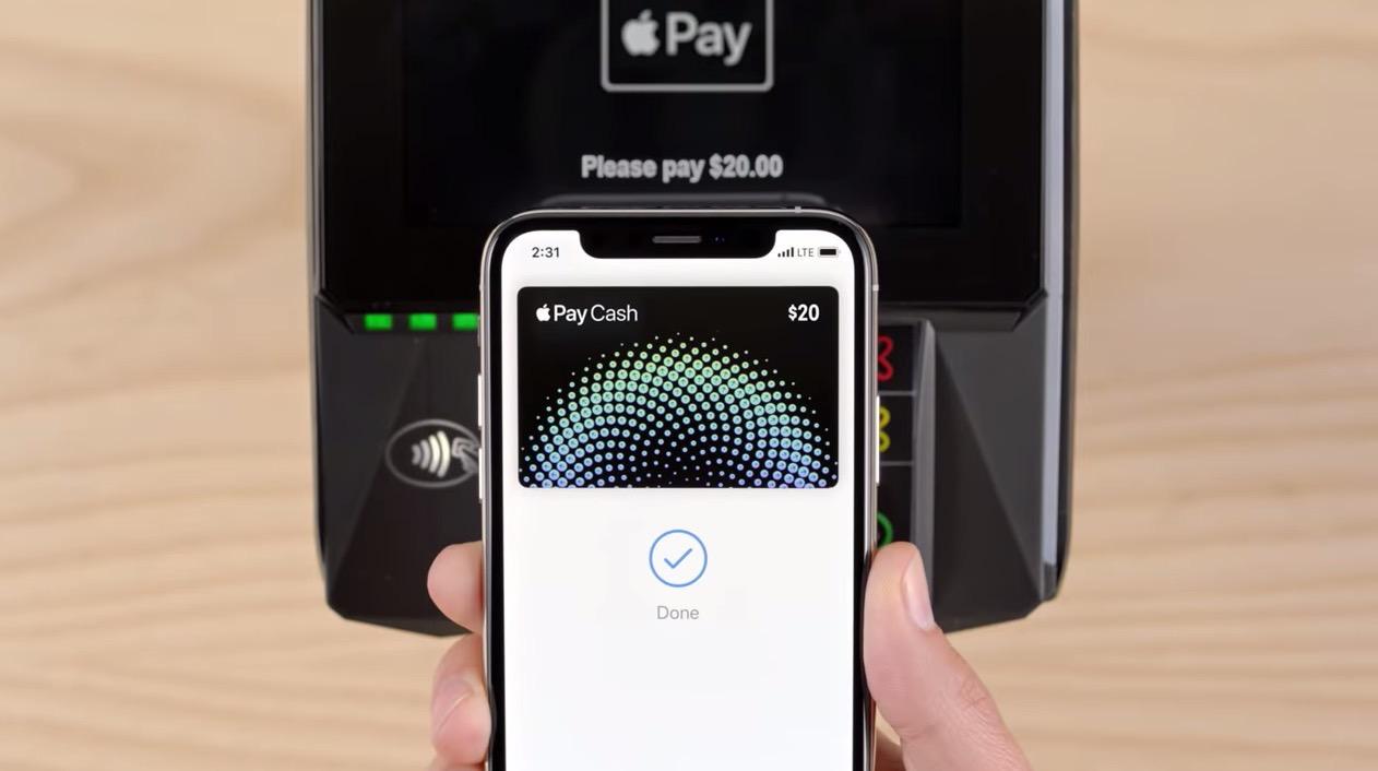 Apple、個人間送金「Apple Pay Cash」のCMを3本公開