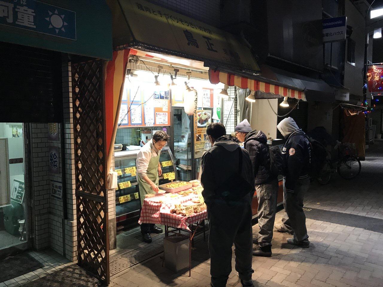 鳥正 京島店 12