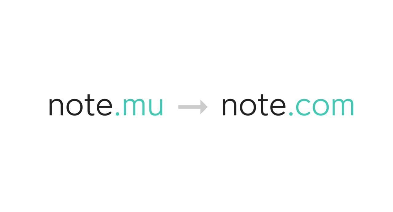 【note】「note.com」取得と月間アクティブユーザー数が1,000万人突破を発表