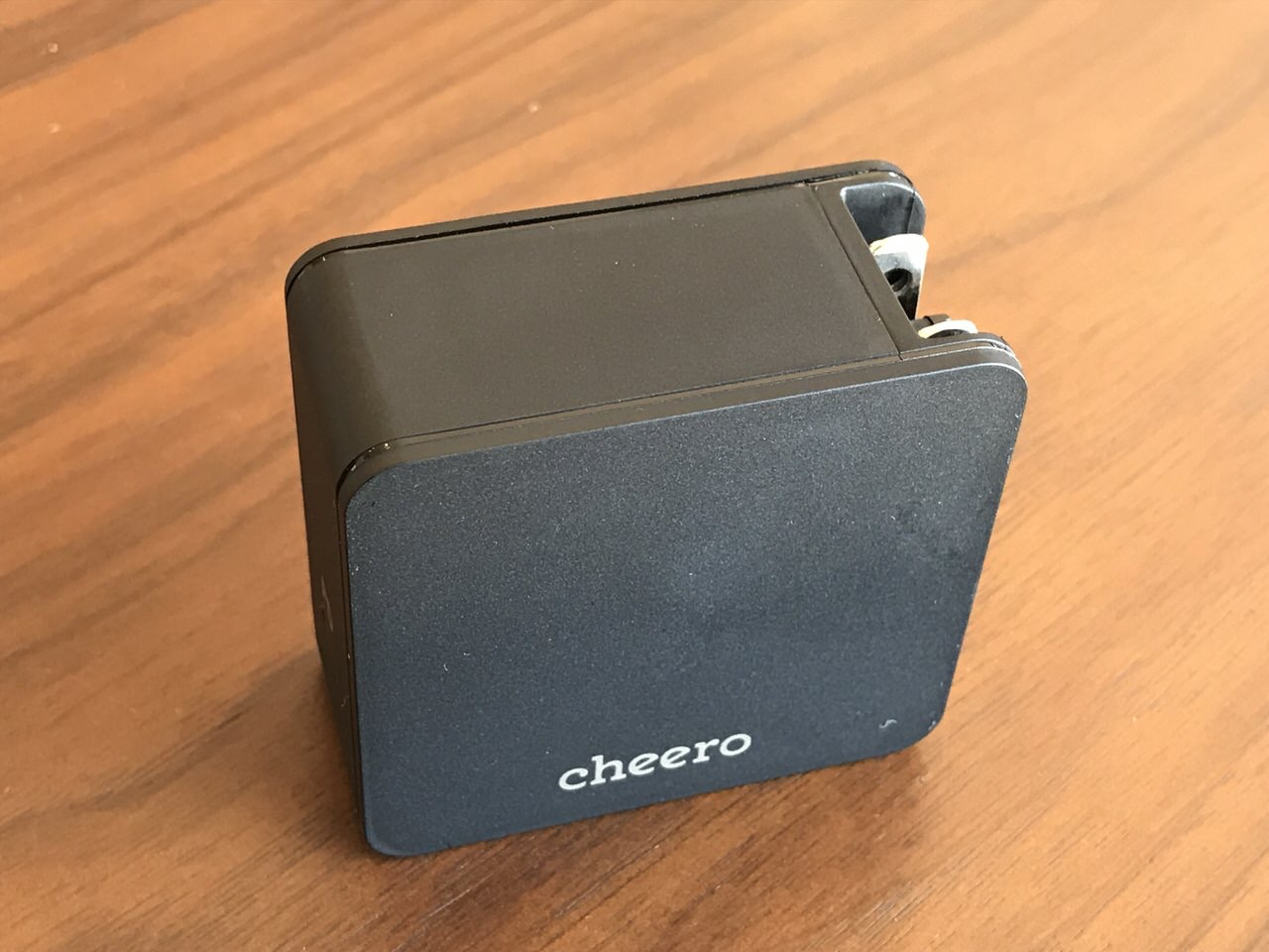 cheero USB-C PD Charger 45W 03