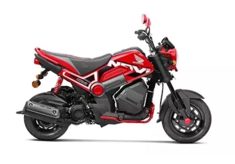 グロムみたいなインド生まれの110ccスクーター「NAVI110」Amazonで購入可能に