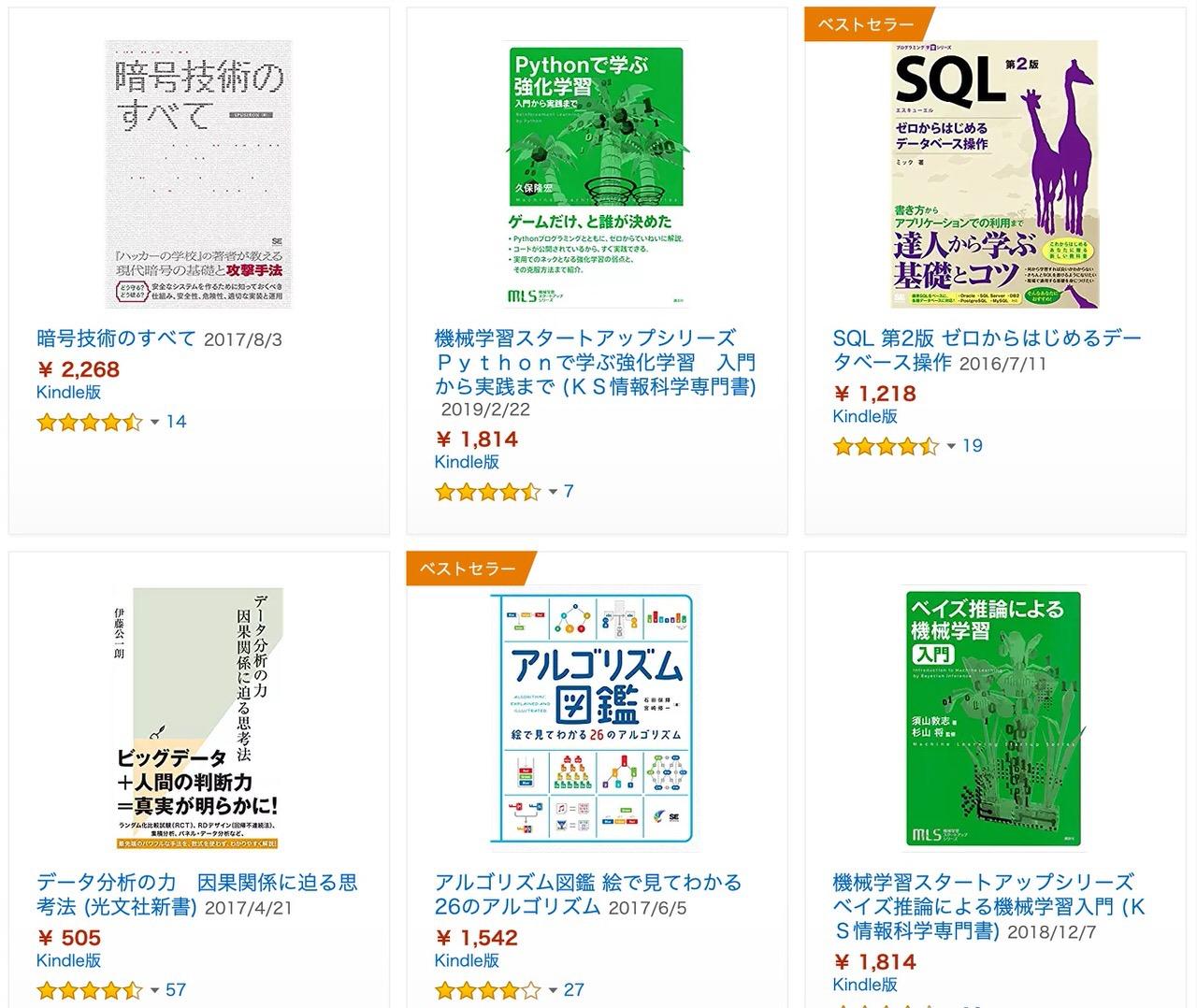 【Kindleセール】600冊以上が対象!最大60%OFF「IT・語学書フェア」(3/28まで)