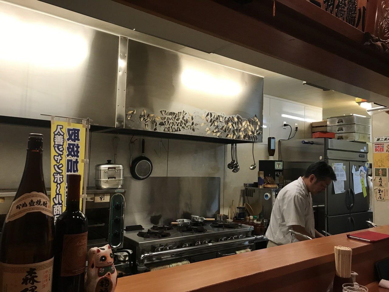 「食菜 かんてき家」入善 05