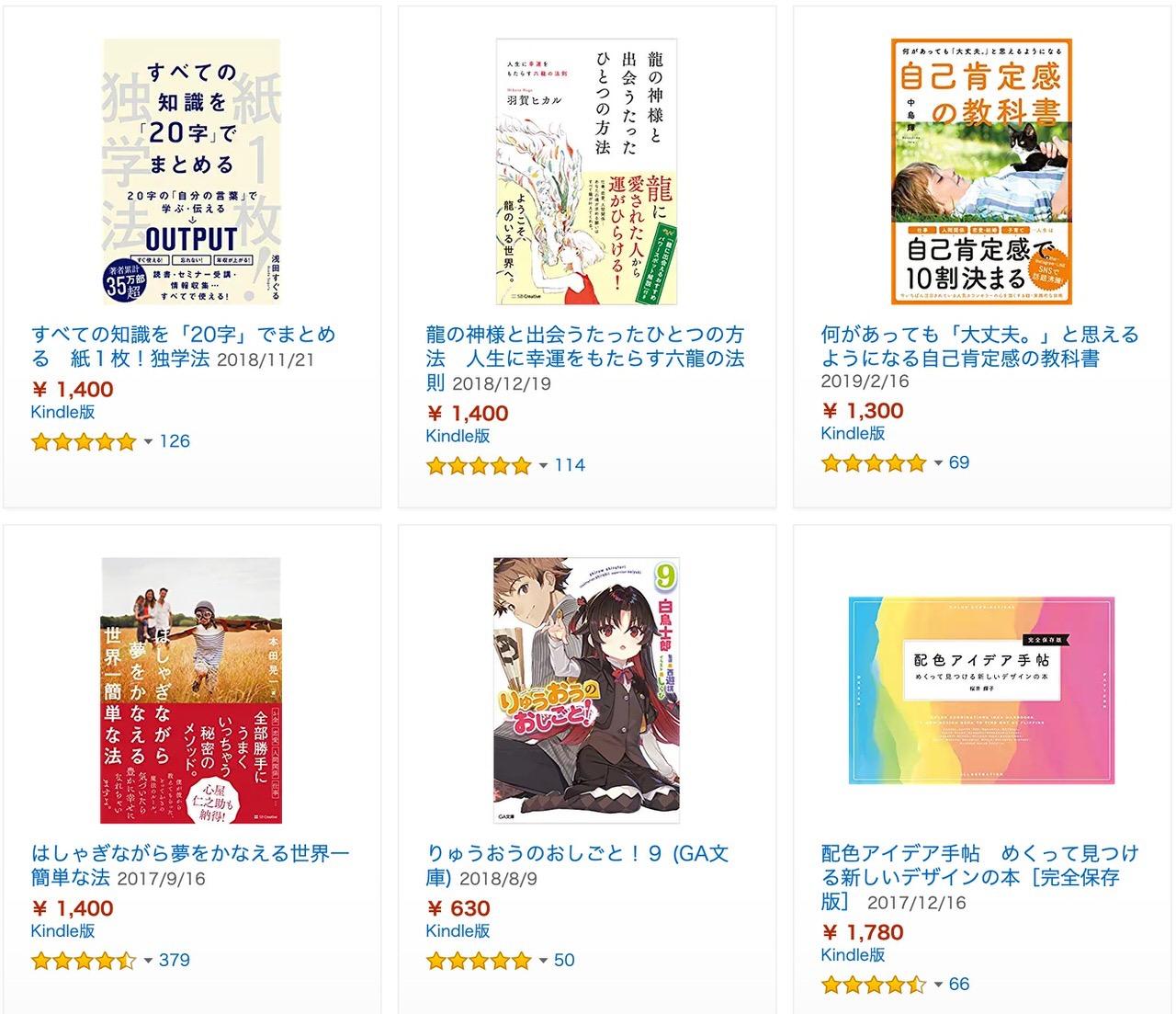 【Kindleセール】2,000冊以上が対象!50%ポイント還元「SBクリエイティブキャンペーン」(3/21まで)