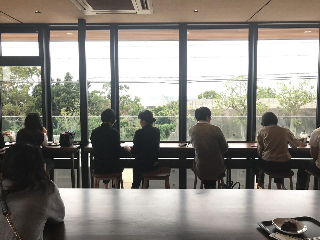 スターバックス 沖縄本部町店 1階 2