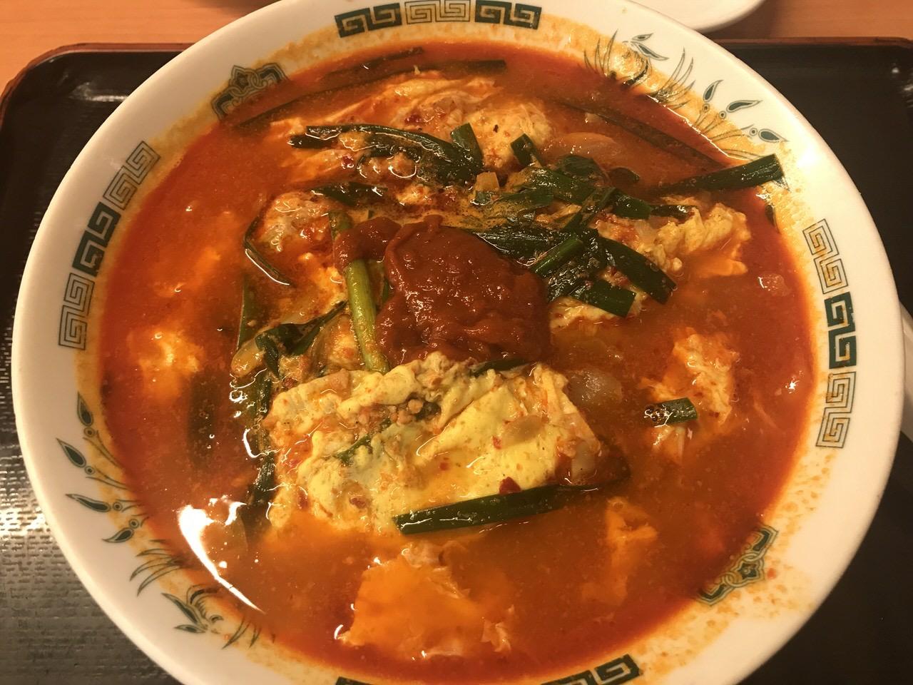 大宮担々麺 1