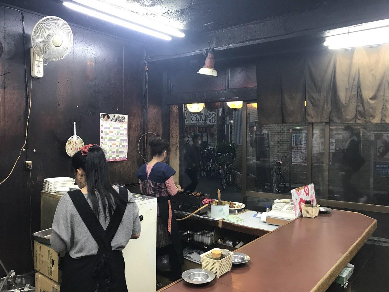 やきとり次郎 西口店 1