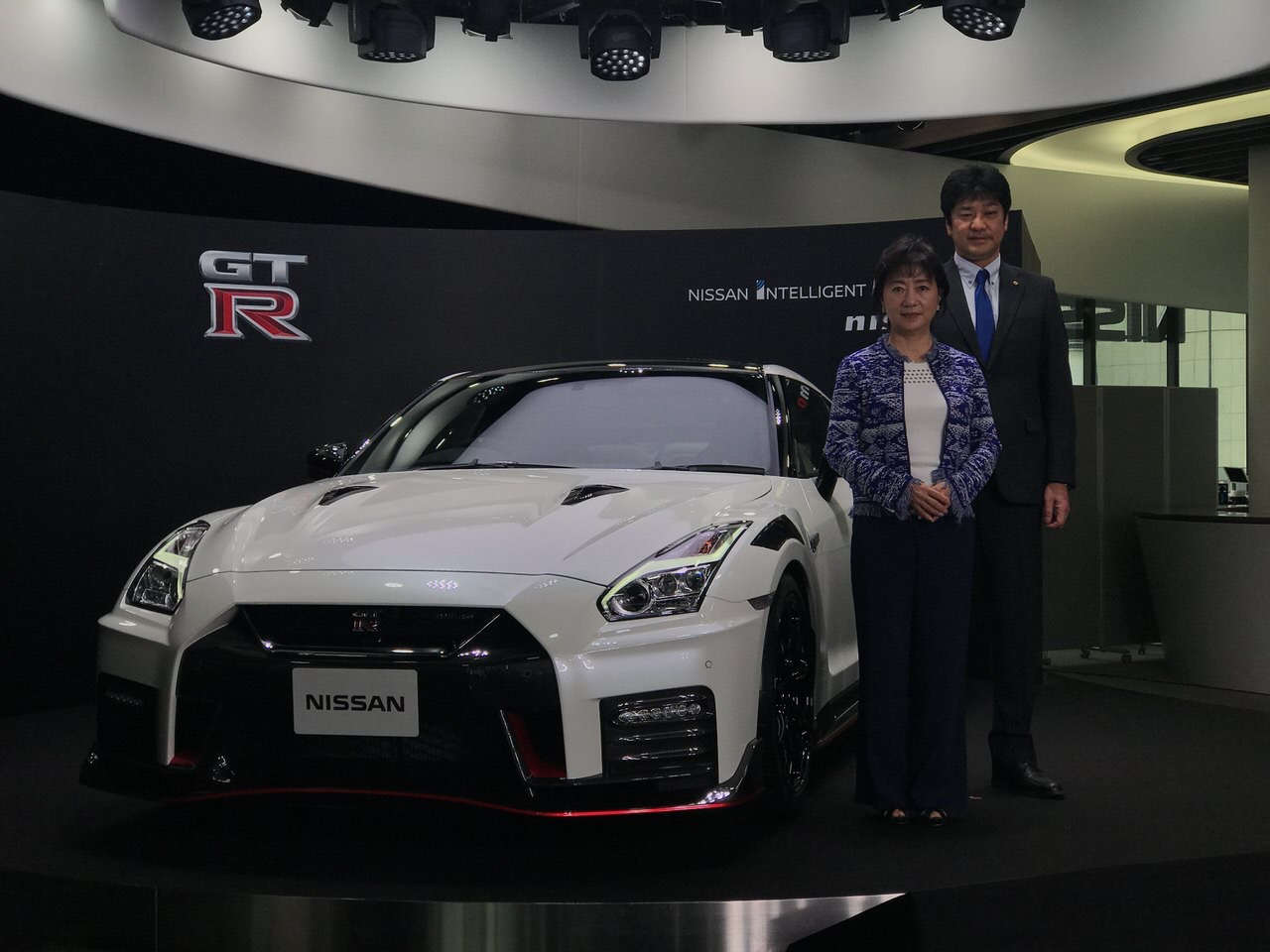「NISSAN GT-R 2020 NISMO」とGT-R&Z 50周年記念モデル  1