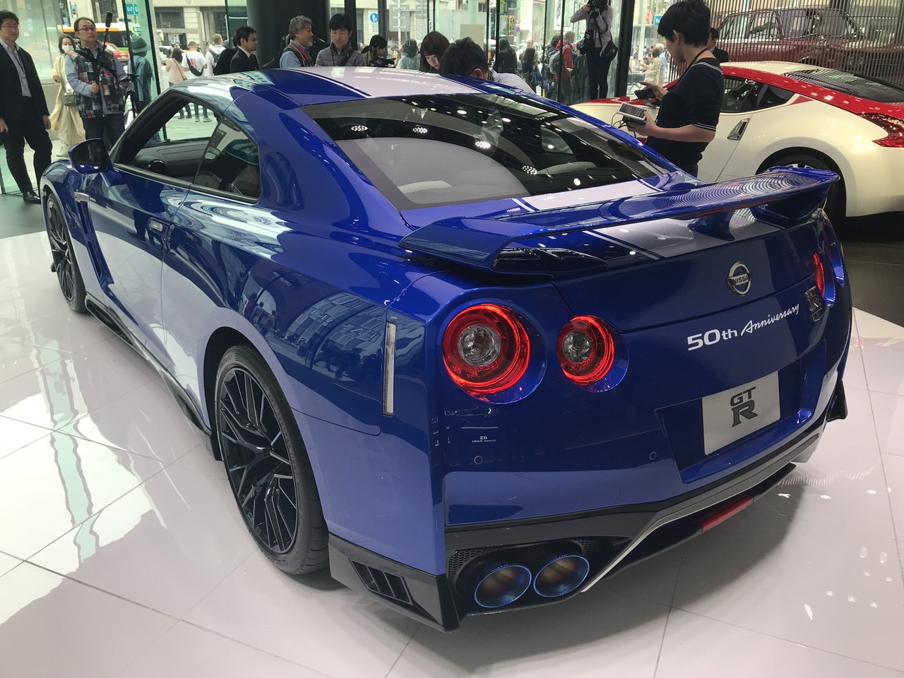 「NISSAN GT-R 2020 NISMO」とGT-R&Z 50周年記念モデル  11