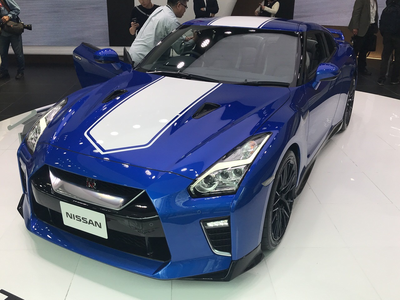 「NISSAN GT-R 2020 NISMO」とGT-R&Z 50周年記念モデル  10