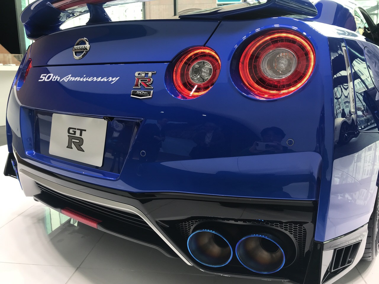 「NISSAN GT-R 2020 NISMO」とGT-R&Z 50周年記念モデル  12