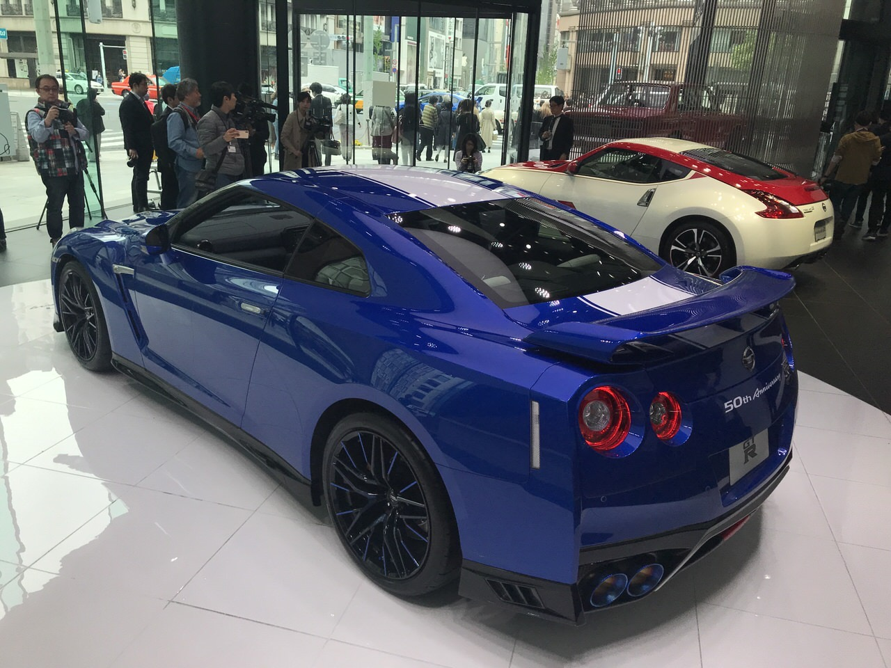 「NISSAN GT-R 2020 NISMO」とGT-R&Z 50周年記念モデル  13