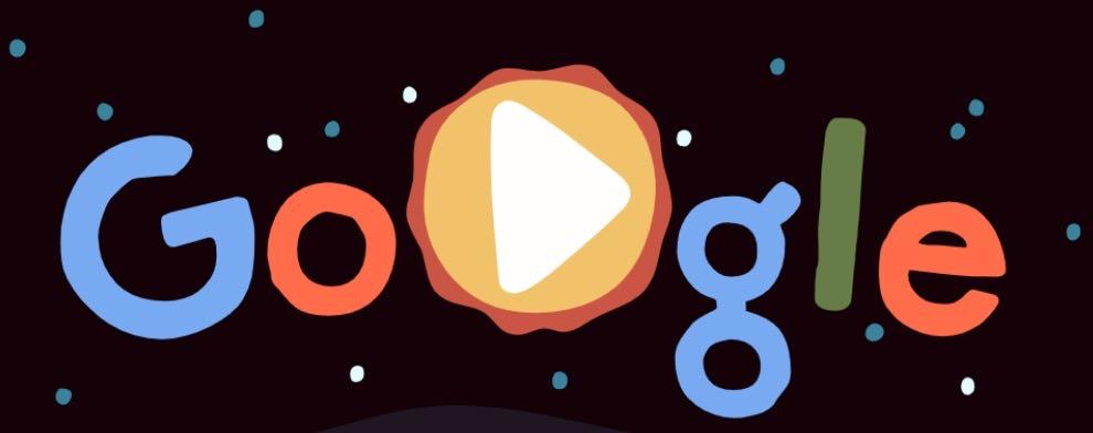 Googleロゴ「アースデイ 2019」に