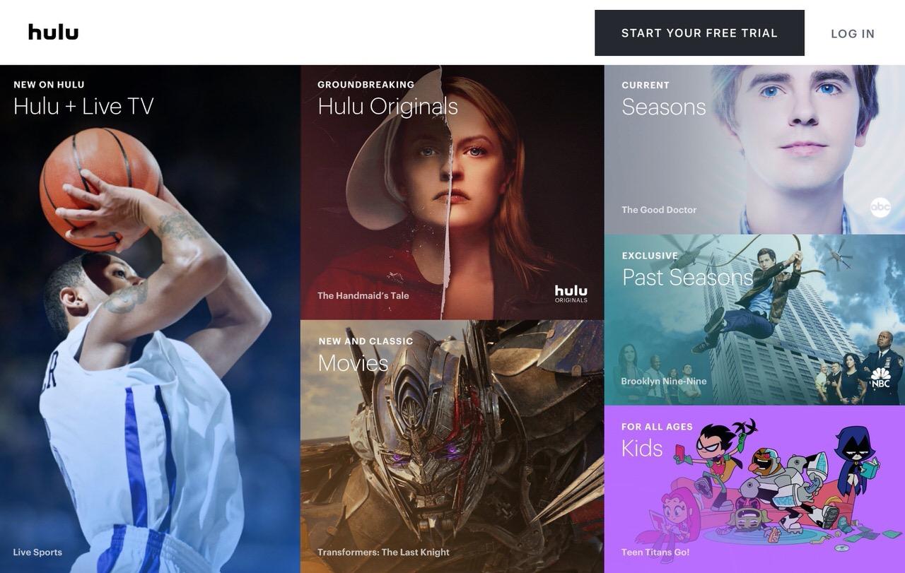 ディズニーが「Hulu」を完全小会社化