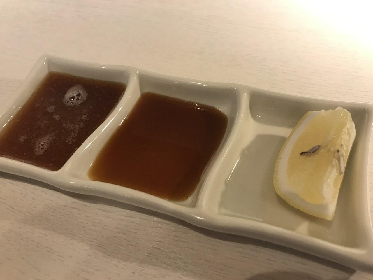 焼肉笹塚園 タレ