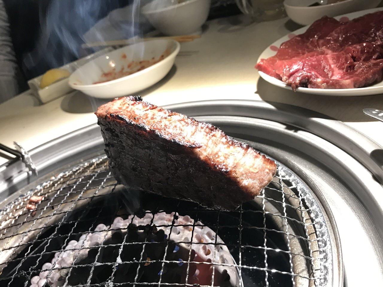 焼肉笹塚園 肉 13