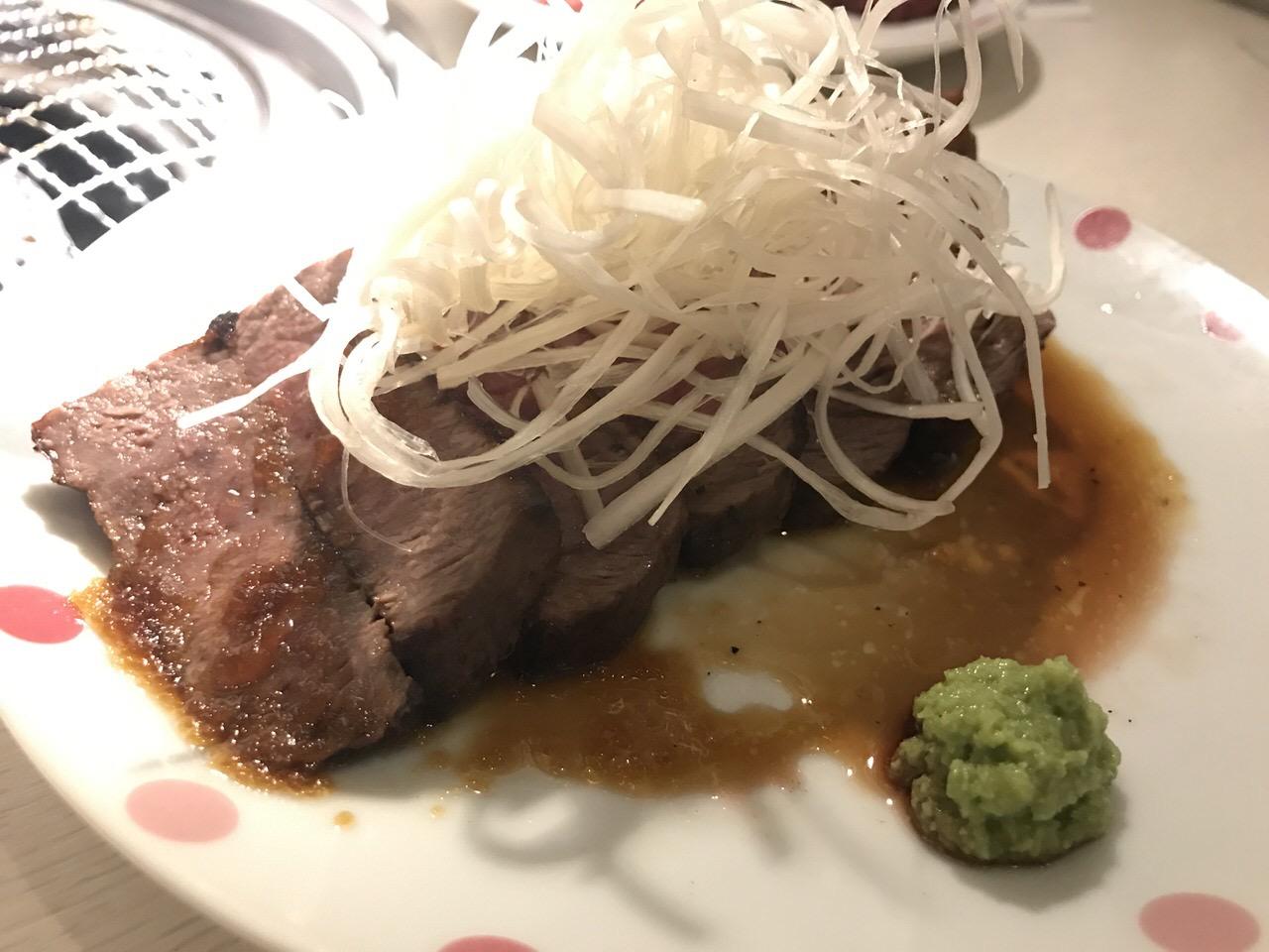 焼肉笹塚園 肉 15