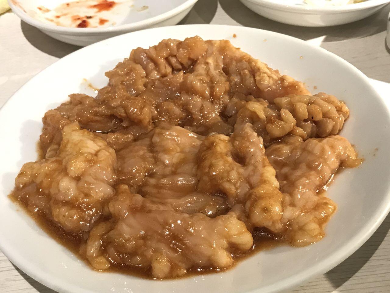 焼肉笹塚園 肉 18