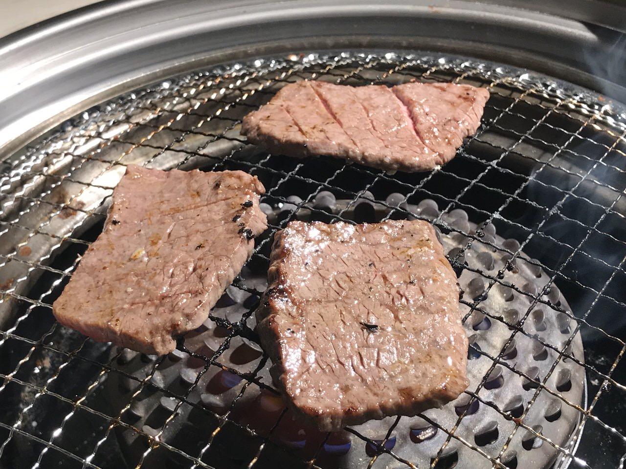 焼肉笹塚園 肉 16