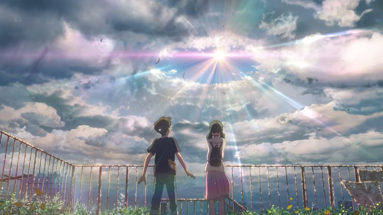 新海誠監督最新作「天気の子 予報2」予告編が公開