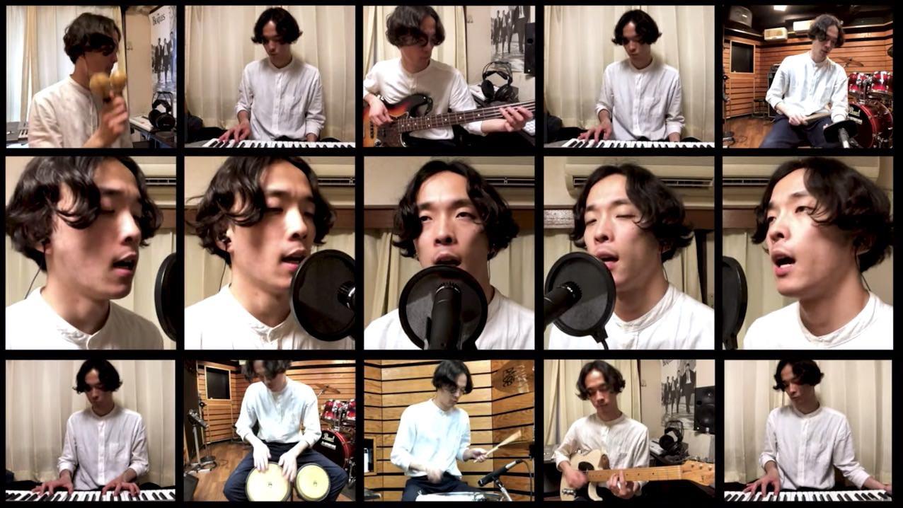 【動画】一人で電気グルーヴを生演奏した「楽器グルーヴ」