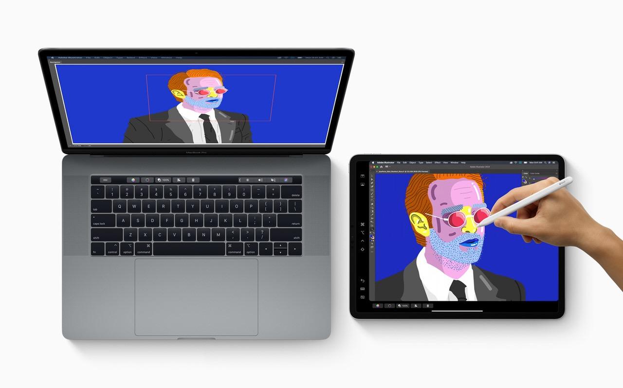 【macOS Catalina】画面をiPadに出力する「Sidecar」は2015年以降発売の一部のMacか