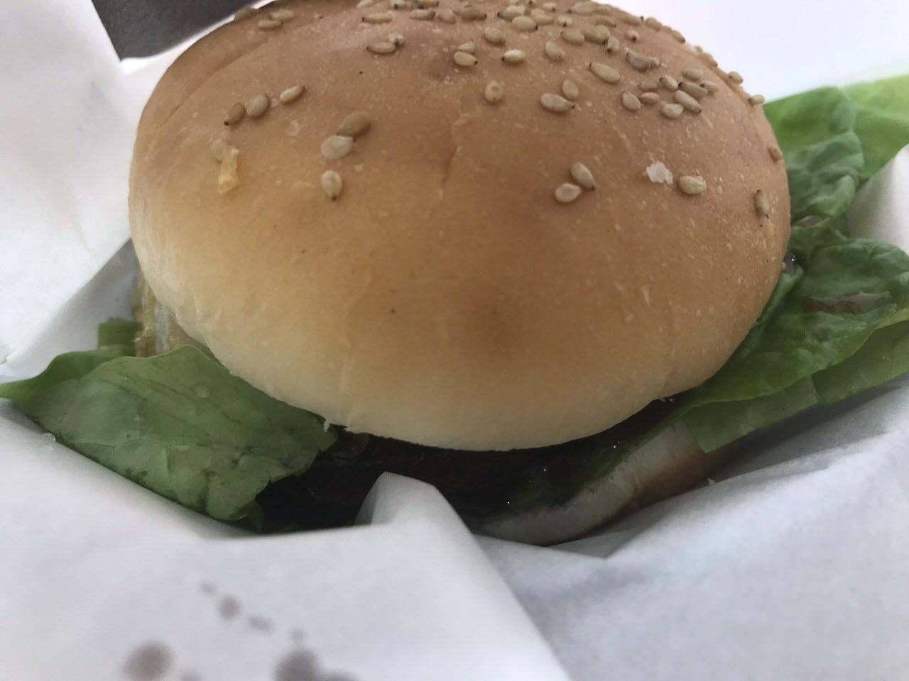 くら寿司 フィッシュバーガー 1