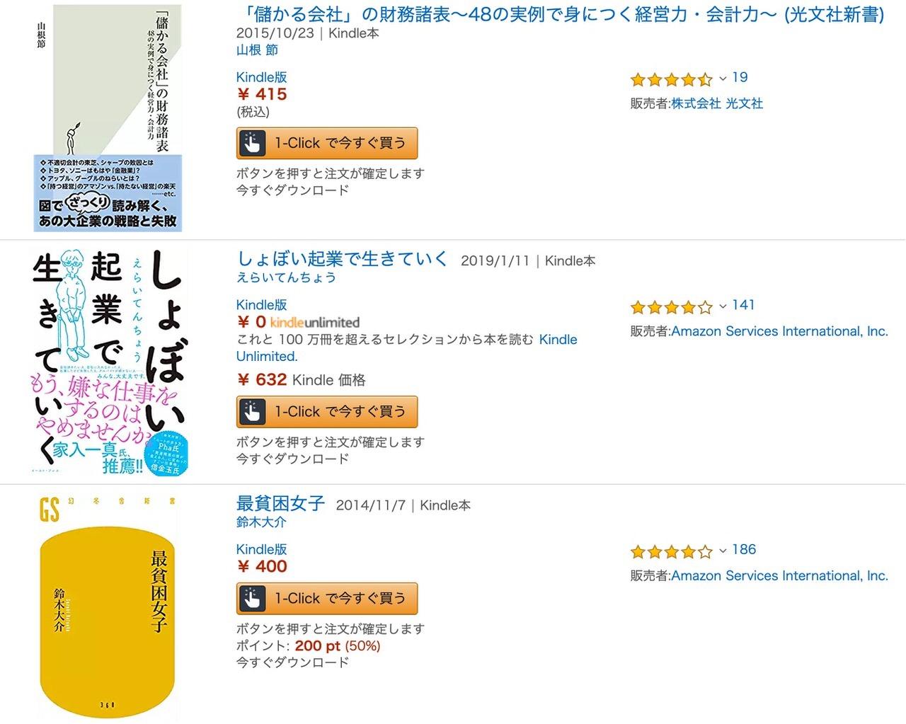 【Kindleセール】40%OFF以上!2,000冊以上が対象の大型セール「新書フェア」(6/27まで)