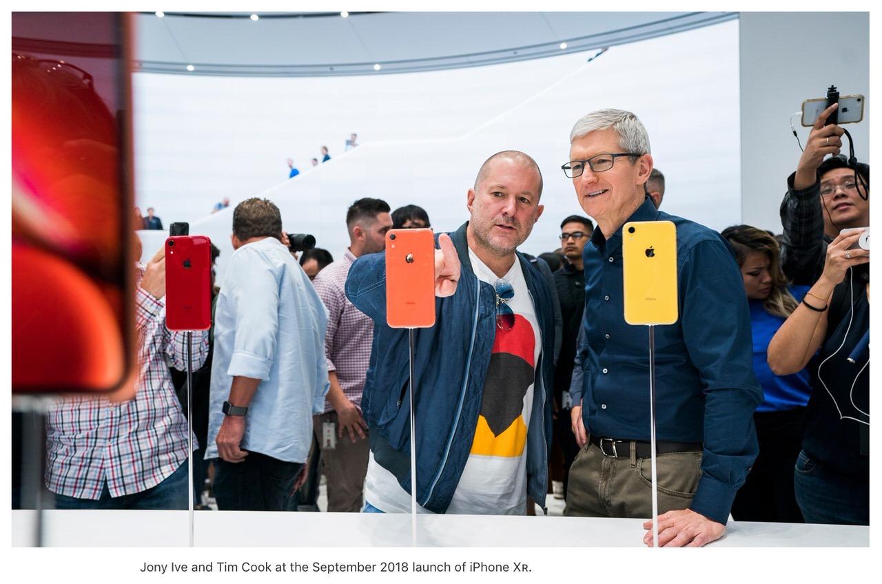 ジョナサン・アイブ、Apple退社し新会社「LoveFrom」設立へ