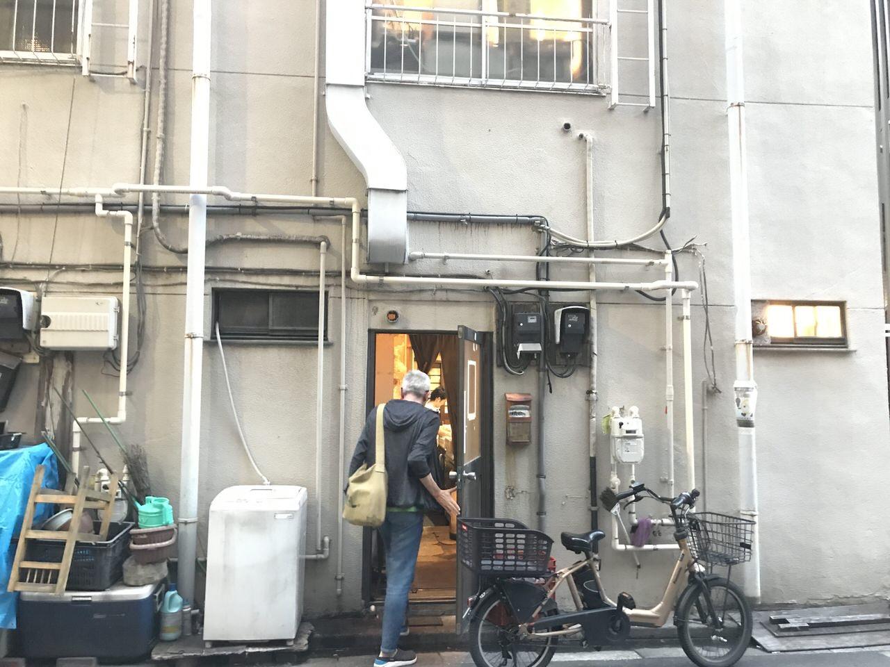 「焼肉ヒロミヤ 3号店」入口