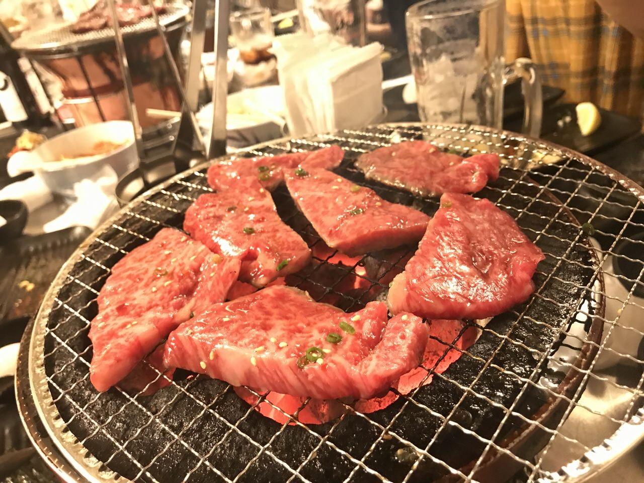「焼肉ヒロミヤ 3号店」7