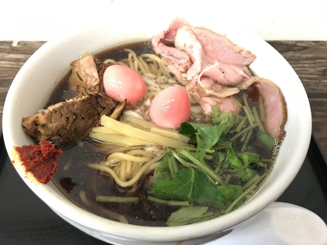 間借りラーメン「仮麺中」7