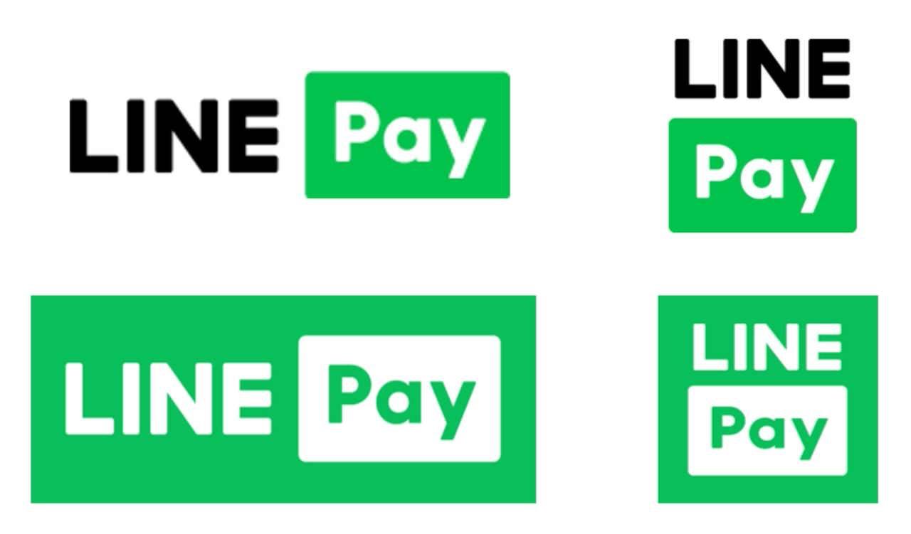 【LINE Pay】視認性を高めるためロゴをリニューアル